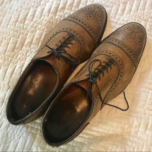 Allen Edmonds Strand Cap-Toe Oxfords - size 9 men